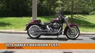 9. New 2014 Harley Davidson Softail Deluxe For Sale *