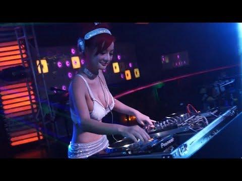 Tuyển nhạc Dance, quốc tế, remix hay nhất 1 thời điên đảo - DJ nữ xinh đẹp và bốc lửa - Thời lượng: 34:40.