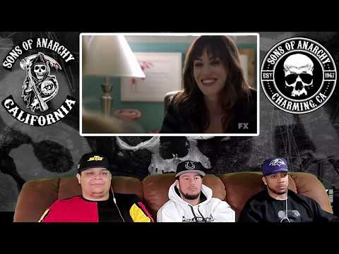 """SONS OF ANARCHY SEASON 5 EPISODE 11 REACTION """"To Thine Own Self"""""""