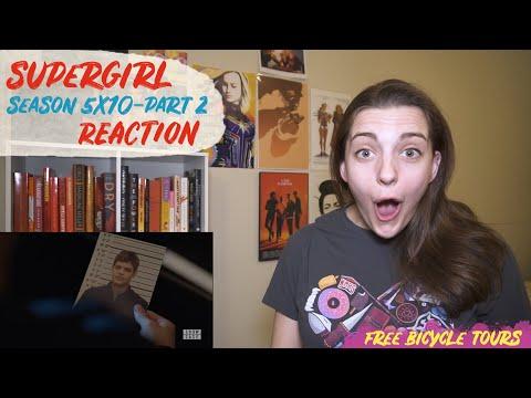 "Supergirl Season 5 Episode 10 ""The Bottle Episode"" REACTION Part 2"