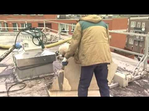 Allround dakdekker bitumen en kunststof