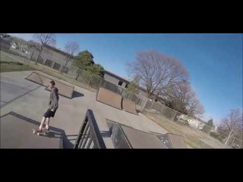 A Day At Peter Pan Skate Park Lincoln, NE!
