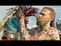 GOD OF WAR 4 - Atreus Shoots Kratos n Baldur Stabs Atreus (Baldur Boss Fight #2)