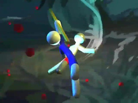 Rubber Ninjas gameplay