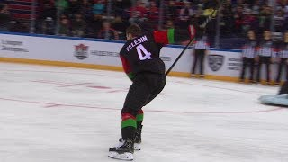 KHL All Star Game 2019: Hardest shot
