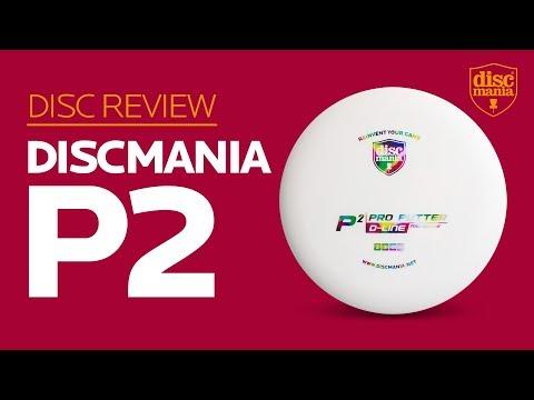 Discmania P2 (Pro Putter) Golf Disc Review
