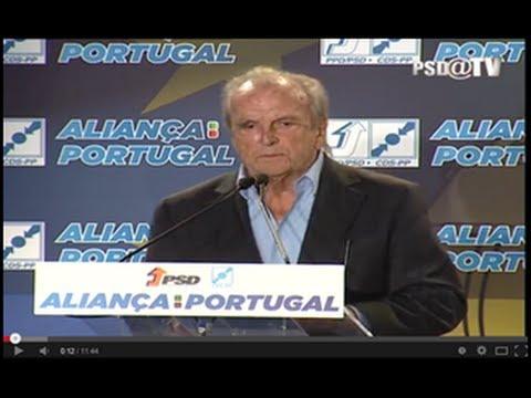 Francisco Pinto Balsemão com a