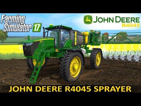 John Deere R4045 v1