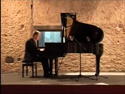 "Rodgers/Hart ""Blue Moon"" - Ondřej Kabrna, piano"