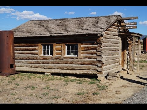 Museum of the Mountain West, Montrose, Colorado (видео)