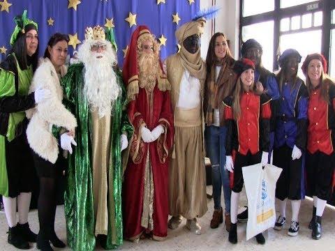 Entrega de Cartas a los Reyes Magos en Isla Cristina (4 Enero 2020)
