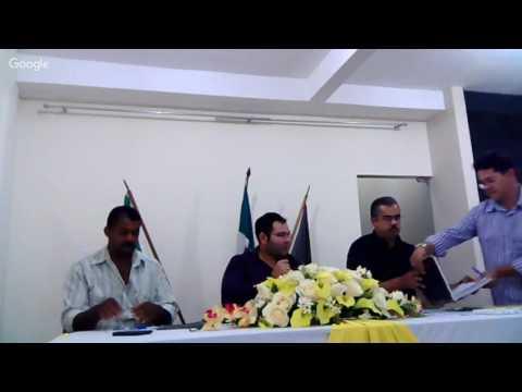 Sessão 15/Fevereiro - Câmara de Serra Redonda