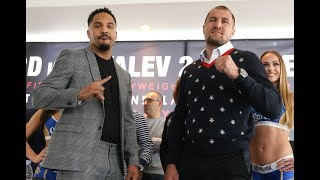 Watch LIVE! Preliminary undercards leading up to the Ward vs. Kovalev 2 pay-per-view event. Contact your pay-per-view provider to order!