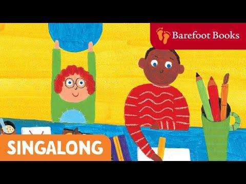 The Shape Song Swingalong   Barefoot Books Singalong