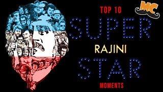 "Video TOP 10 SUPER STAR RAJINIKANTH ""MOMENTS"" | Ft. Varun | Countdown | Madras Central MP3, 3GP, MP4, WEBM, AVI, FLV April 2018"