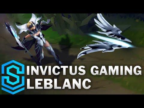 Invictus Gaming LeBlanc