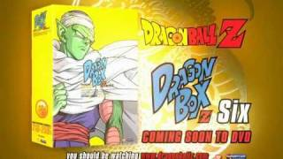 Dragon Ball Z Dragon Box 6 Trailer
