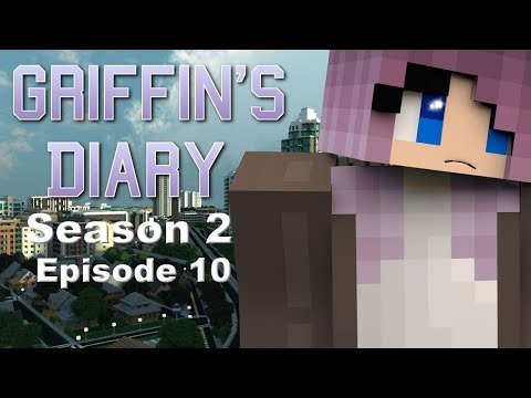 Griffin's Diary - Girls Night Out! {Chapter 2 - Ep.10} [Minecraft Cinematic Roleplay]