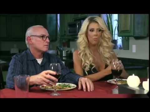Courtney Taylor stepmom (видео)
