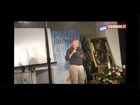 Scalea, Paolo Brosio: la conversione e la preghiera, un'altra vita