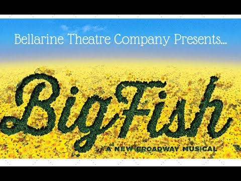 Big Fish The Musical Promo