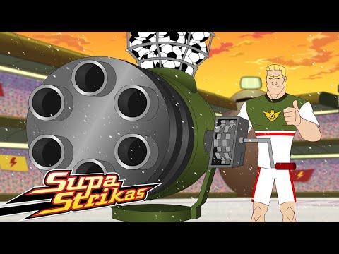 Supa Strikas   Dat Boot!   Full Episode   Soccer Cartoons for Kids