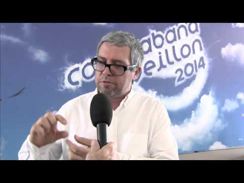 Rio 2: John Powell New Year's in Copacabana Interview