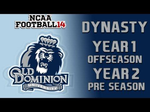 NCAA Football 14 Dynasty - Old Dominion: Episode 14
