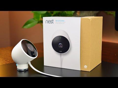 Nests Überwachungskameras