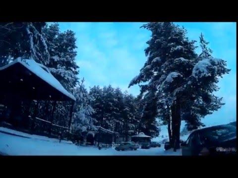 Покатушки на ватрушках Суоранда Зимние развлечения