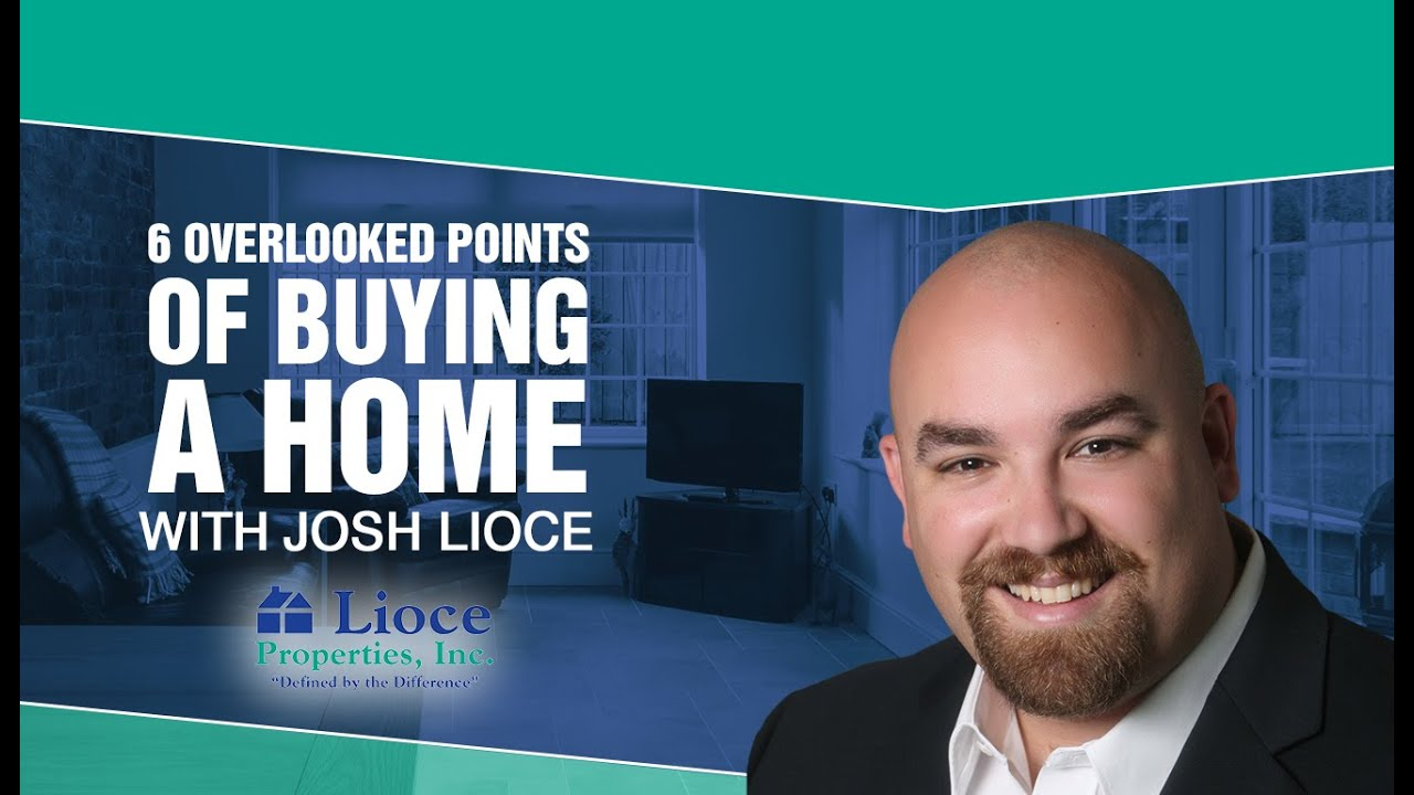 6 Key Points Not to Overlook When Buying a Home