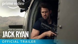 Tom Clancy's Jack Ryan Season 2 - Official Trailer | Prime Video