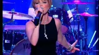 "Pat Benatar ""HEARTBREAKER"" Live - YouTube"