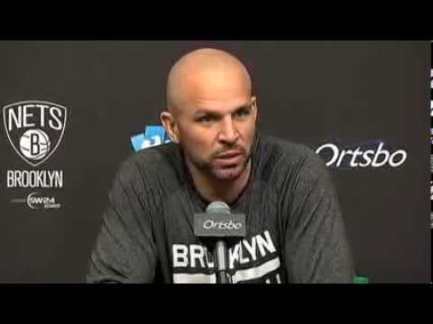 Video: Kidd talks about Pierce and Williams Returning