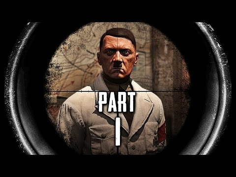theradbrad - Sniper Elite 3 Hunt the Grey Wolf Gameplay Walkthrough Part 1 includes the Hunt the Grey Wolf Mission and a Review in 1080p HD for PS4, Xbox One, PS3, Xbox 360 and PC. This Sniper Elite 3 Gameplay...