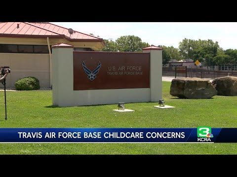Federal claim: 5-year-old was molested at Travis AFB childcare center