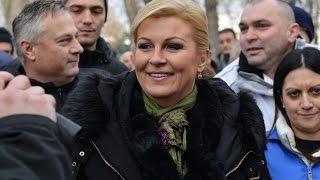 Izjave Kolinde Grabar-Kitarović u Bjelovaru
