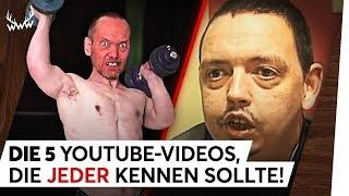 Video 5 YouTube-Videos, die JEDER kennen sollte! | TOP 5 MP3, 3GP, MP4, WEBM, AVI, FLV Mei 2018