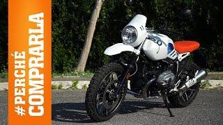 BMW R NineT Urban G/S | Perché comprarla... E perché no