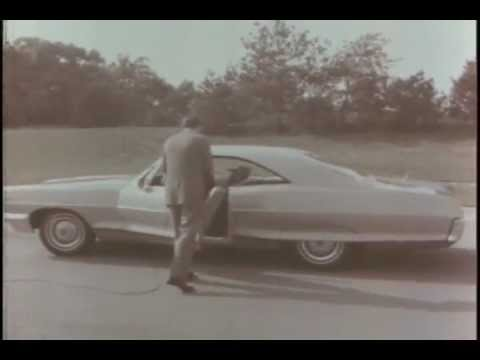 Pontiac - 1966 Dealer Announcement film, full line up of Pontiacs including the GTO, LeMans, Grand Prix and Bonneville.