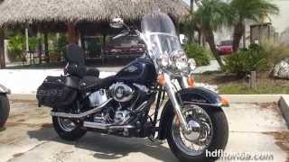 6. Used 2012 Harley Davidson Heritage Softail Classic Motorcycles for sale - Ocala, FL