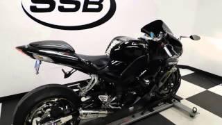 4. 2006 Kawasaki ZX10R Ninja Black - used motorcycle for sale - Eden Prairie, MN