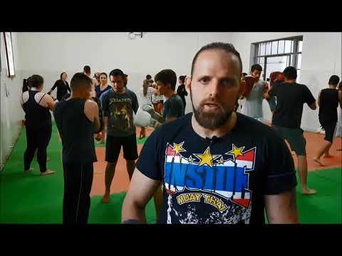 Reportagem: Muay Thai no Campus Inconfidentes