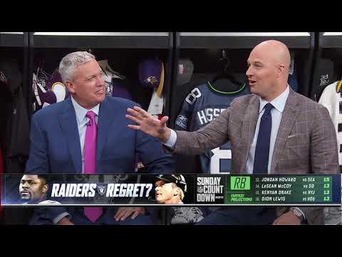 Ryan, Moss, Hasselbeck, Woodson on whether Raiders regret trading Khalil Mack | NFL Countdown | ESPN