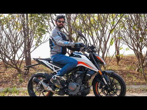 KTM Duke 390 BS6 - Even More Fun! | Faisal Khan