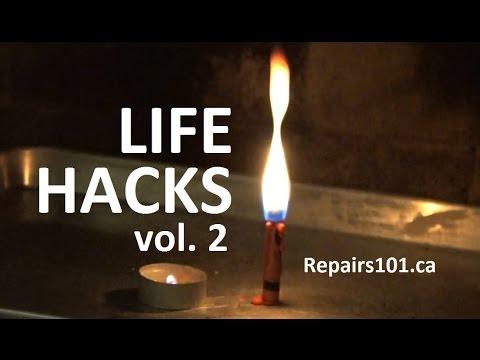 Life Hacks 2 – Handyman Edition
