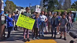 Bay Area Students Join Worldwide Strike to Demand Climate Action