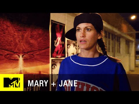 Mary + Jane 1.04 Clip 'Back to the 90s'