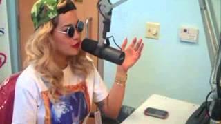 Rita Ora - Z104 Studio Interview