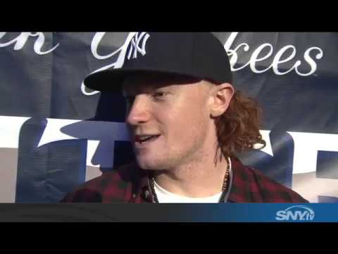 Video: Clint Frazier talks New York Yankees future